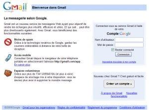 Spam : Gmail en pleine crise ?