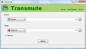 Transmute : Convertir ses marque-pages entre navigateurs