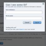"""Créer des formulaires avec jQuery et """"Lightbox_me"""