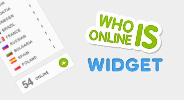"""""""Qui est en ligne"""" un widget avec PHP, MySQL et jQuery"""