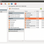 Back In Time : lasauvegarde pour Ubuntu/Kubuntu