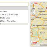 Address Picker : un plugin jQuery d'autocomplétion utilisant Google Maps