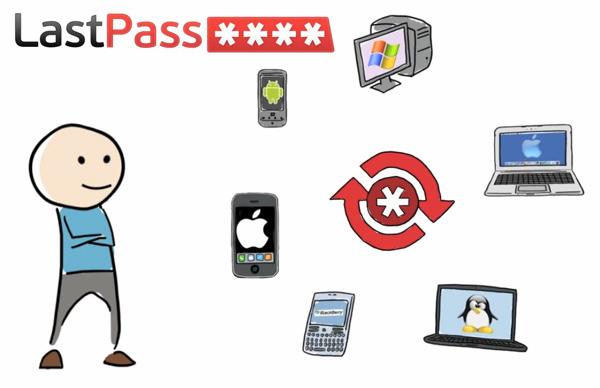 LastPass : un gestionnaire de mot de passe qui rend la navigation web plus facile et plus sûre.