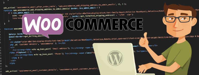 Ajouter l'adresse de livraison dans les e-mails WooCommerce