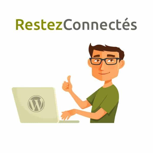Restez Connectés : Florent Maillefaud, Création, développement et refonte de sites internet WordPress à Sablons (Isère)